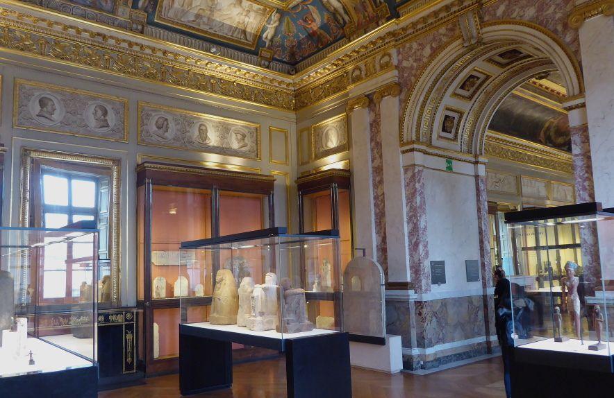 Le musée Champollion