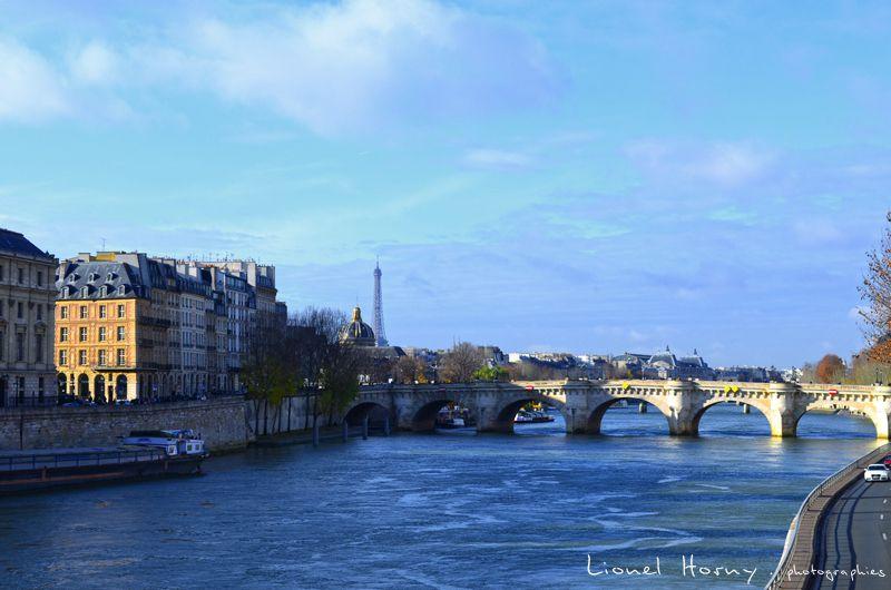Escapade à Paris (de jour)
