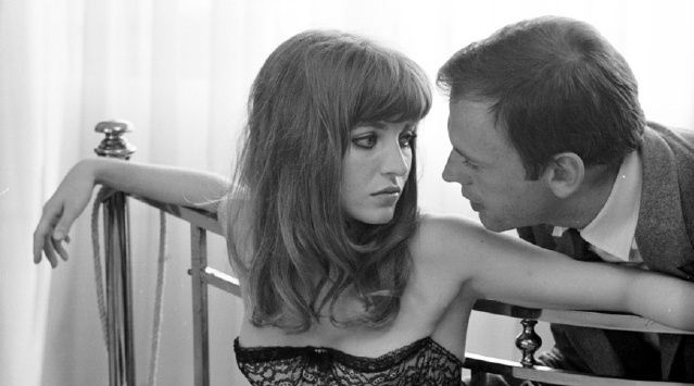 Trans-Europe-Express d'Alain Robbe Grillet (1967)