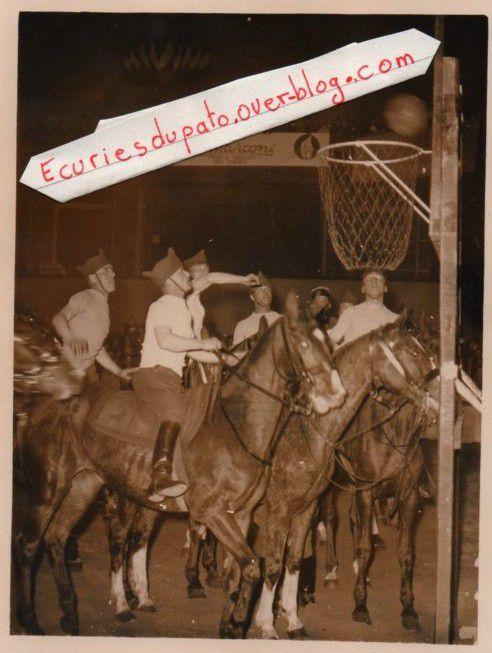 Horse ball à l'ancienne