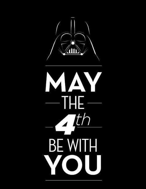 May, 4th !
