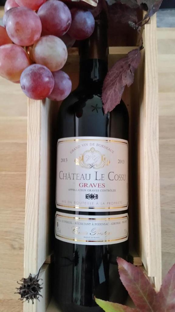 Château le Cossu - Vignobles de GUINDEUIL (producteur de grands vins de Bordeaux)