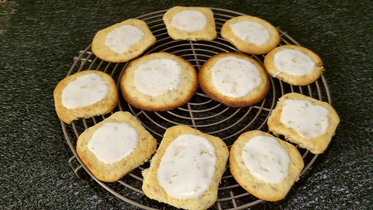 biscuits pralinoise aux 2 citrons