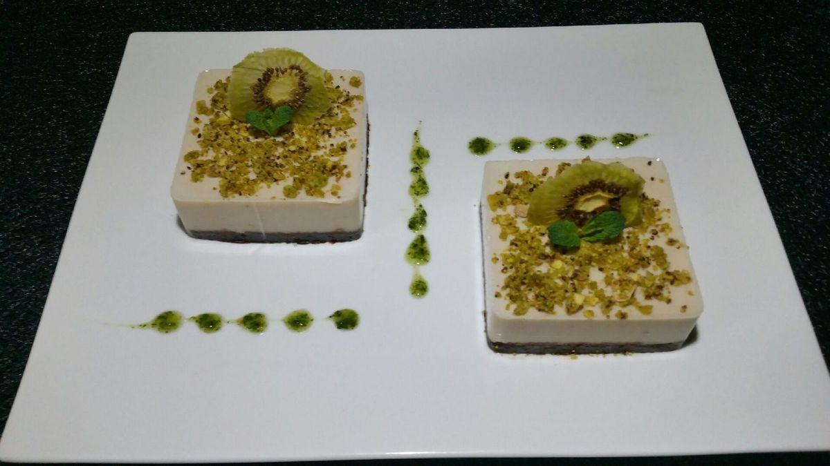 gâteau citron-choco ou l'expérience de la cuisine crue