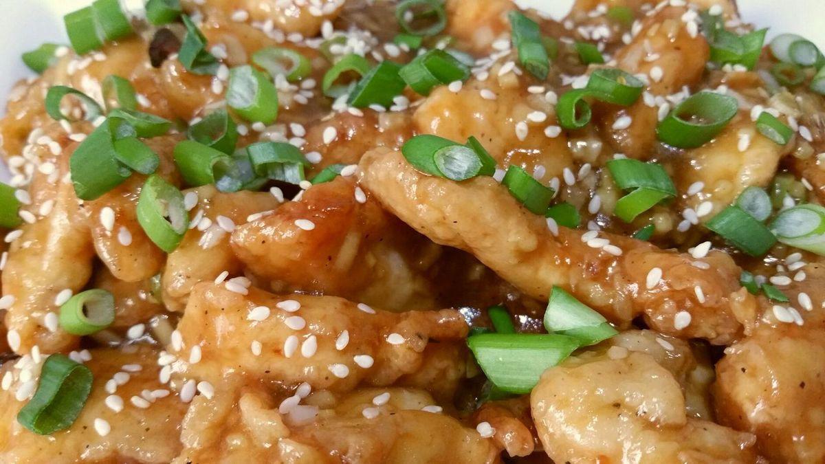 poulet du Général Tao