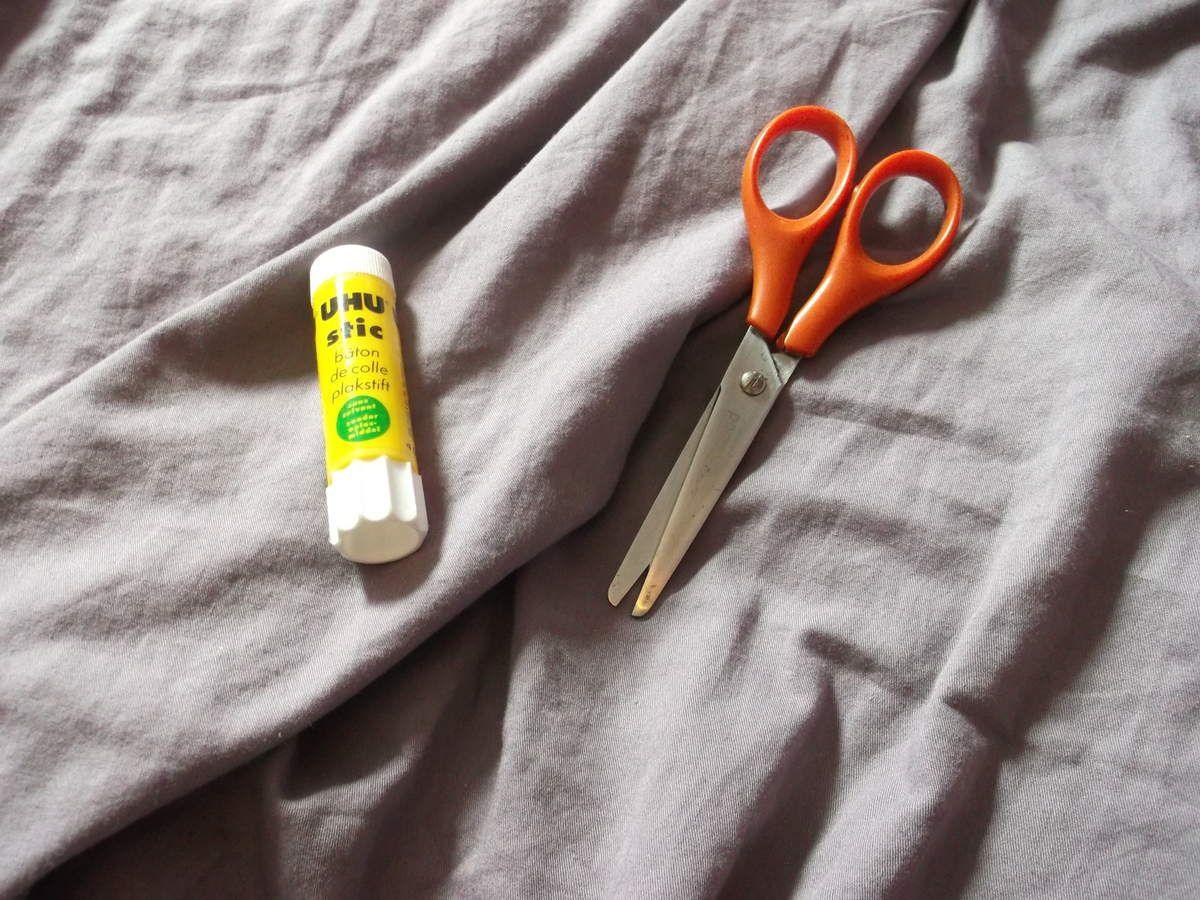Diy customiser une boite singbymakingup - Un ciseau ou des ciseaux ...