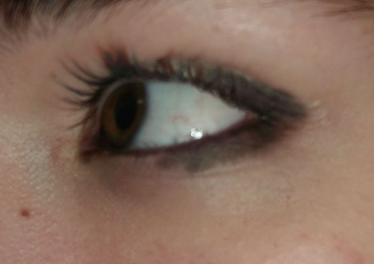 Maquillage pour petits yeux #2 �