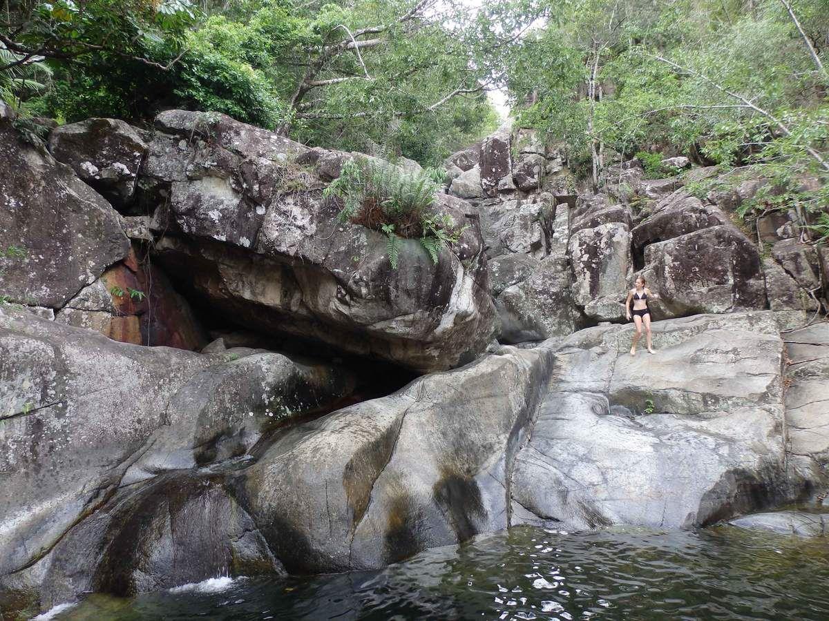 Montagne : cascade et ballade