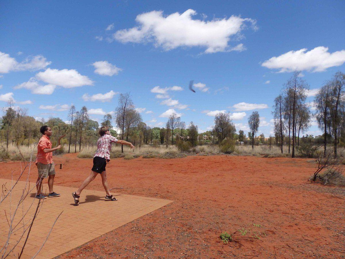 Activités aborigènes
