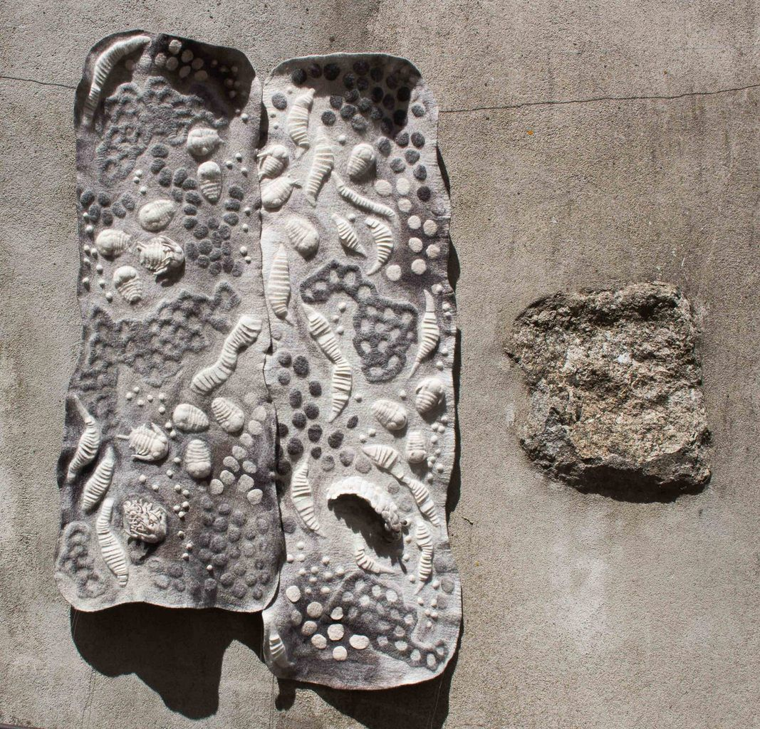 tenture fossils, Maria Friese