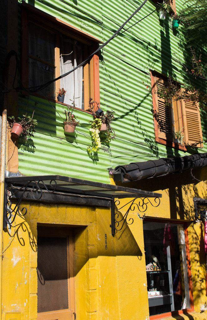 impressions of Argentina (Buenos Aires, El Bolson, Bariloche) and Uruguay