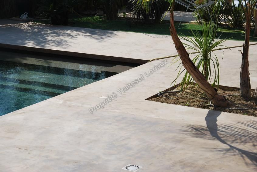 Piscine privative de 14x4