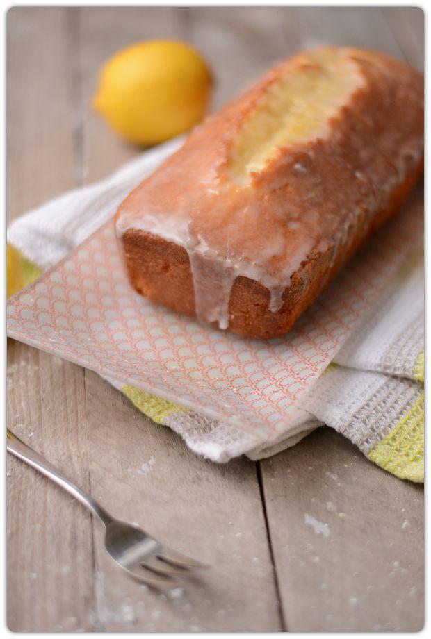 Cake Citron super moelleux de Pierre Hermé