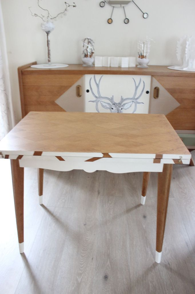 table pliante vintage envie vintage meubles. Black Bedroom Furniture Sets. Home Design Ideas