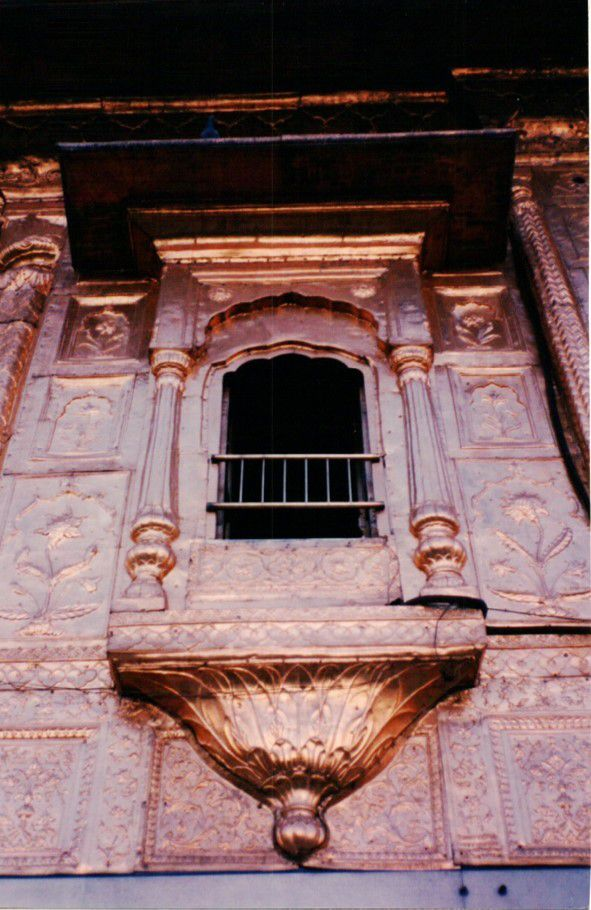 Temple des Sikhs à Amrsitar