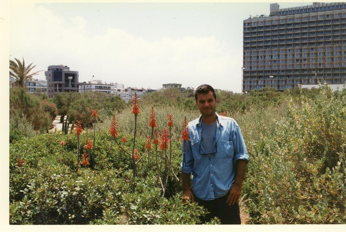 1995 mai Israël pays du miel, du lait & des bombes