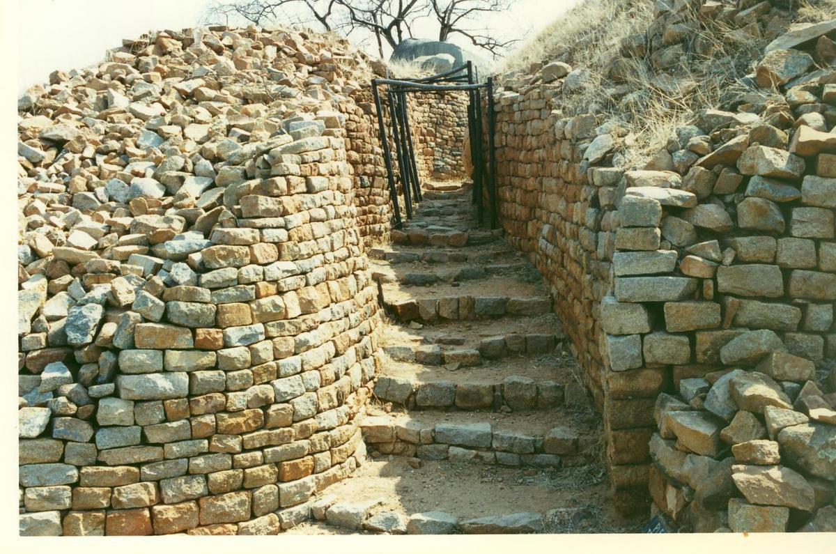 1996 août - Afrique du Sud, Zimbabwe &amp&#x3B; Zambie