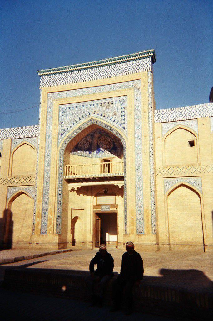 1999 mai Ouzbékistan