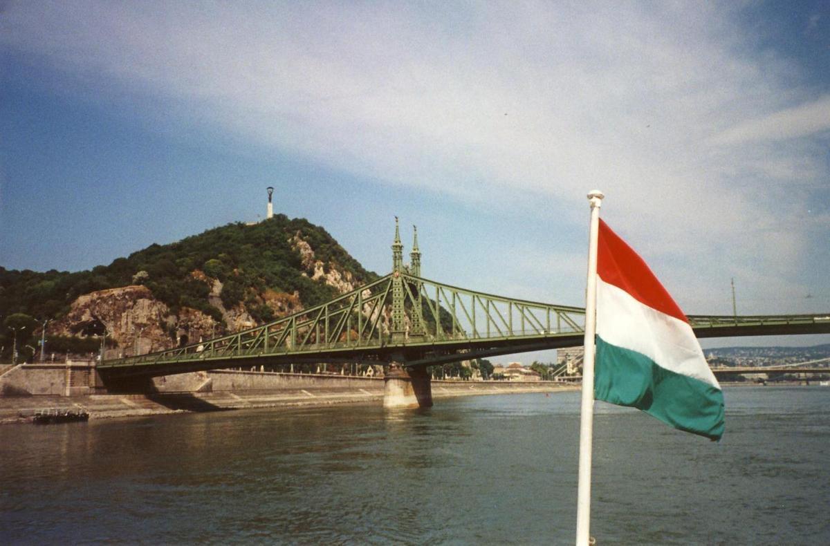 2000 juin Eductour à Budapest