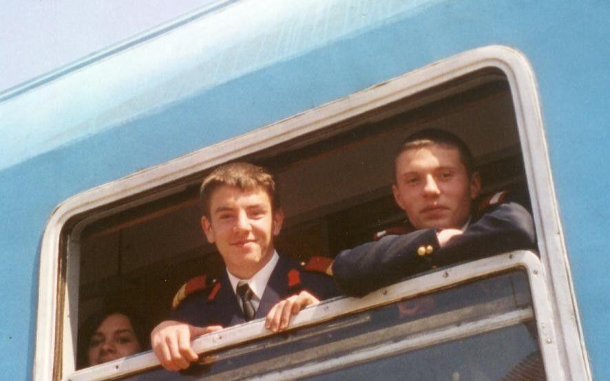 2005 mai Ukraine et Roumanie