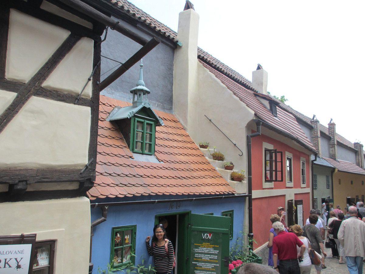 Juin 2013 Retour à Prague
