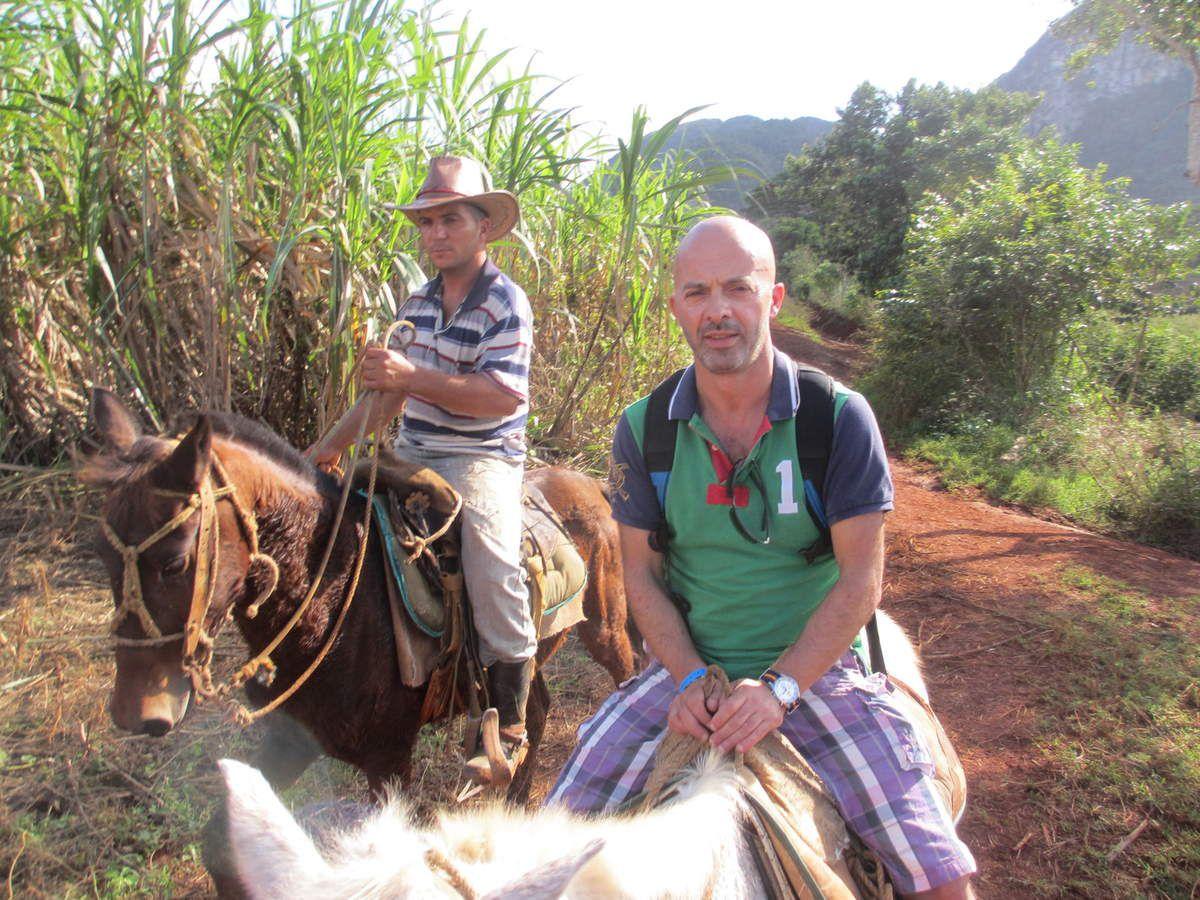 Noël 2013 Retour à Cuba avec Mario