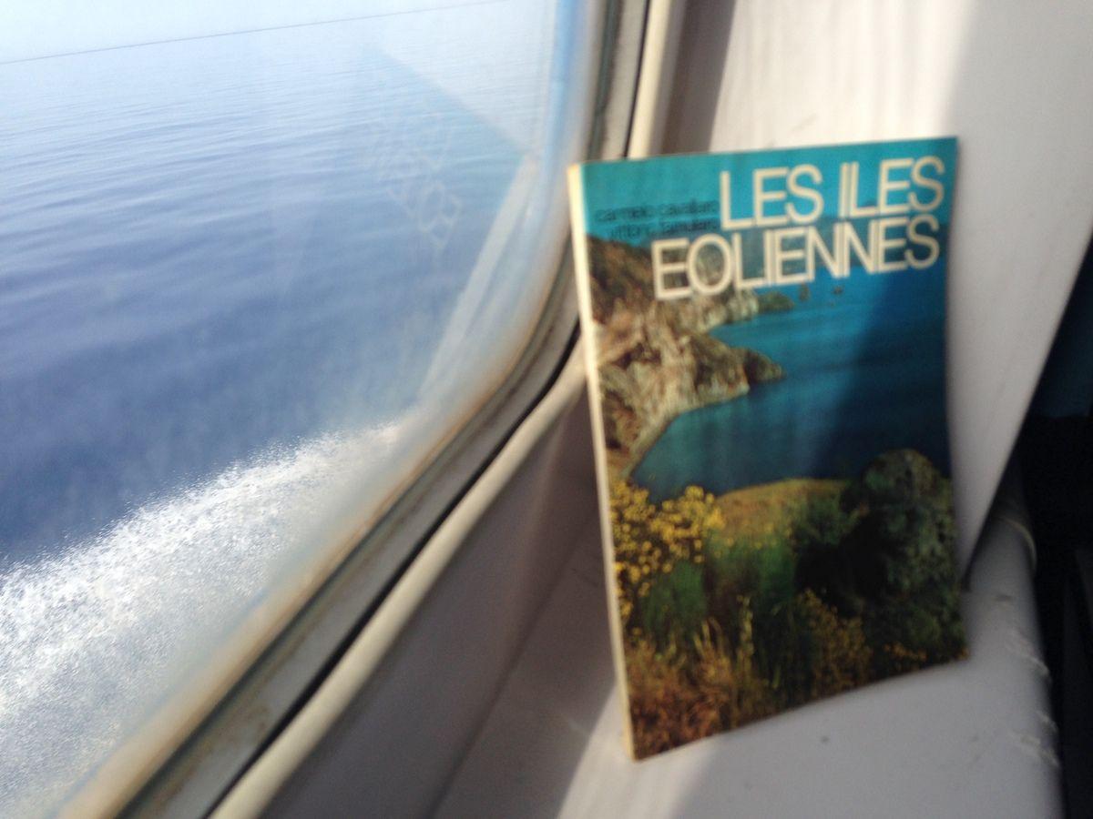 Mai 2015 îles Eoliennes