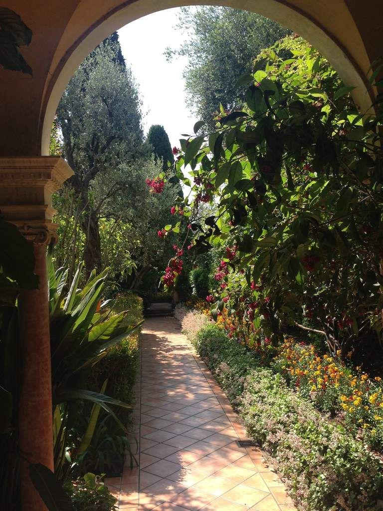 Mai 2016 les jardins exceptionnels de la Côte d'Azur