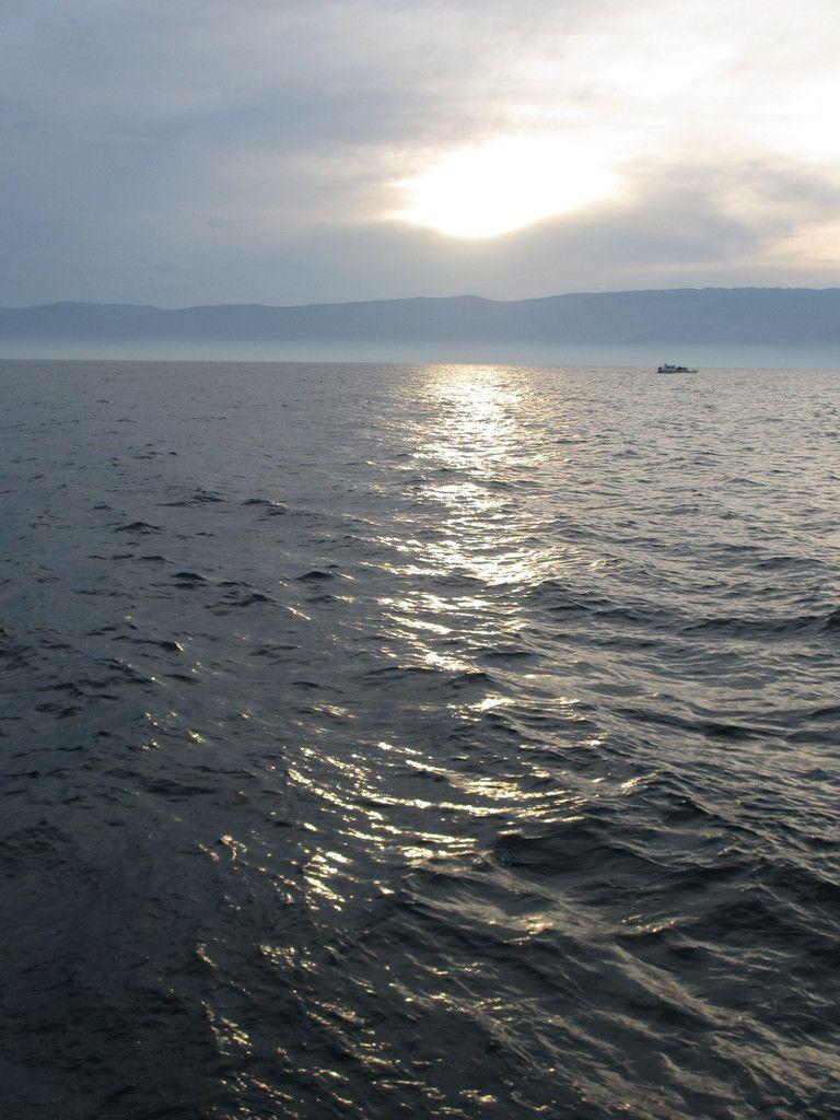 2016 Juillet Lac Baïkal, Transsibérien &amp&#x3B; croisière Volga