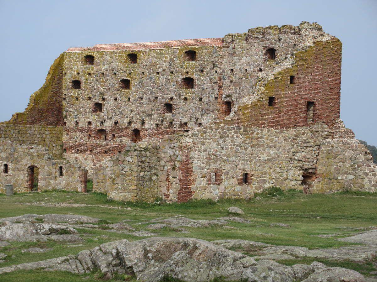 2016 Août Les îles de la Baltique : Aland, Bornholm &amp&#x3B; Rügen