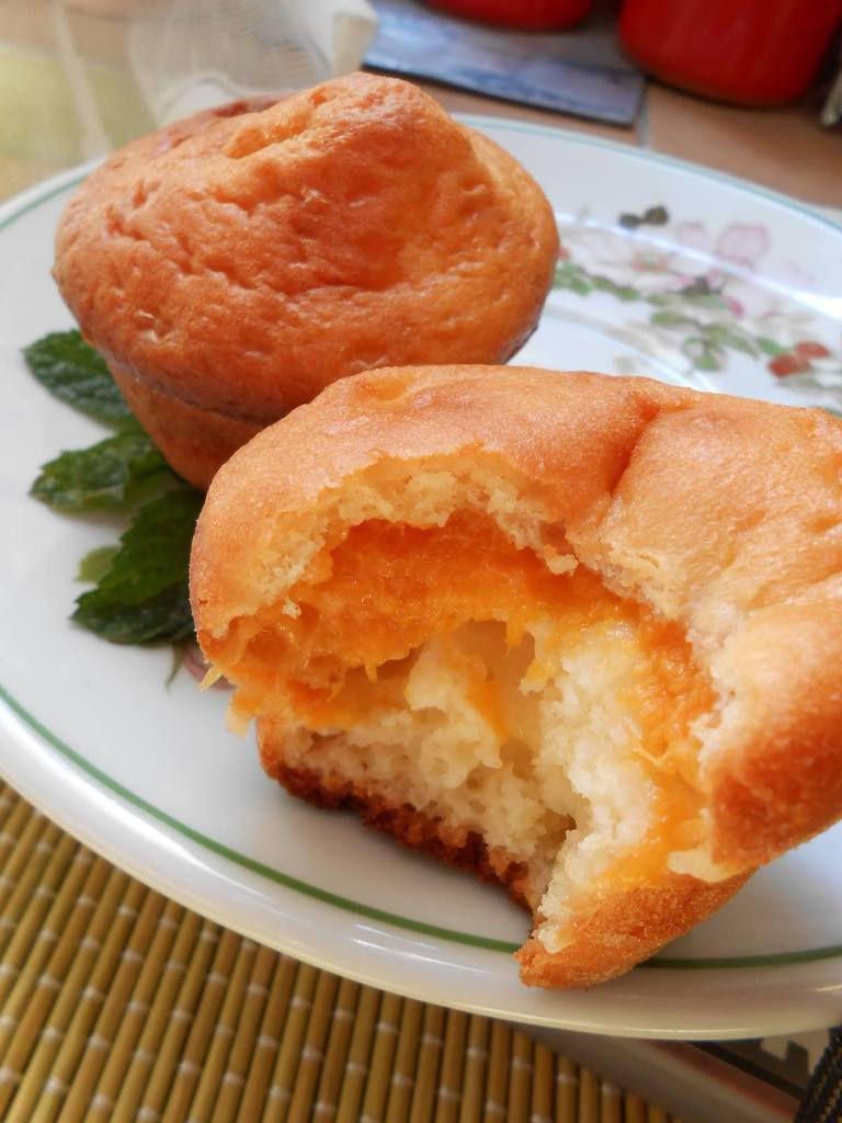 Gâteaux aux abricots