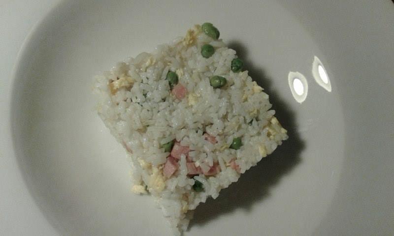 Riz sauté façon riz cantonais