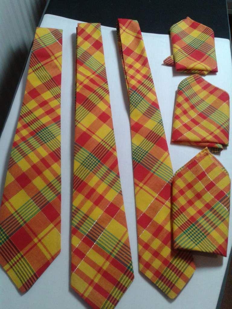 cravate et gilet pour le marié confectionné sur mesure