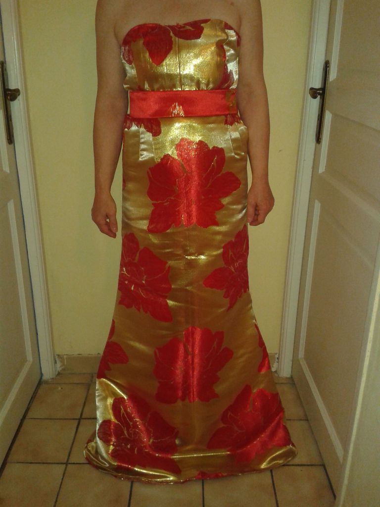 robes orientales taille 40