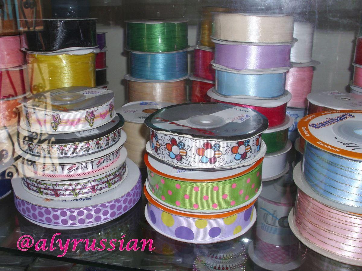 cintas gross número 3 y 5 estampadas ideales para lazos o detalles