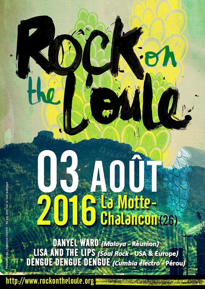 ROCK ON THE L'OULE ! [pré-flyer]