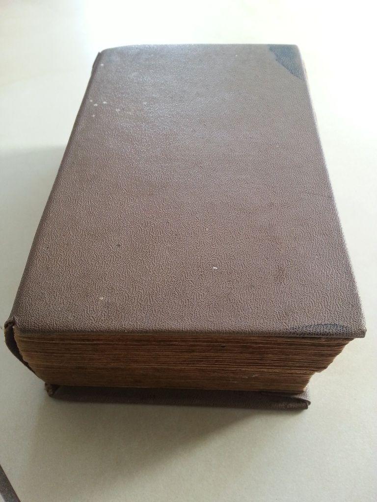 Le dictionnaire de Théo