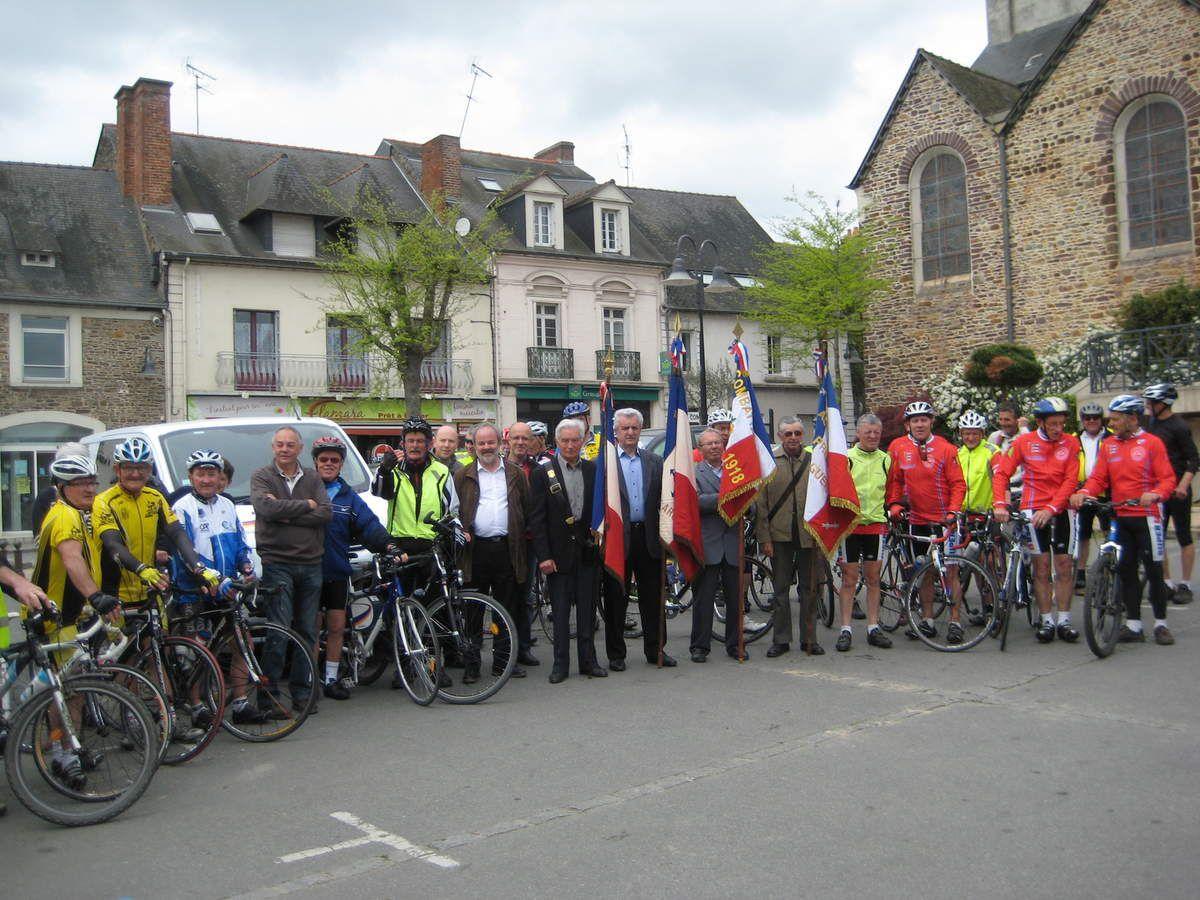 Etape 24: Laval (53) > La Bosse de Bretagne (35)
