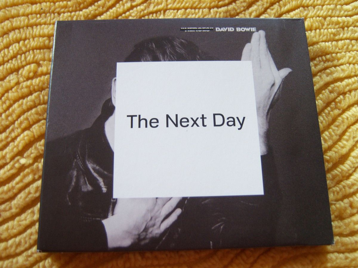 The next day - David Bowie