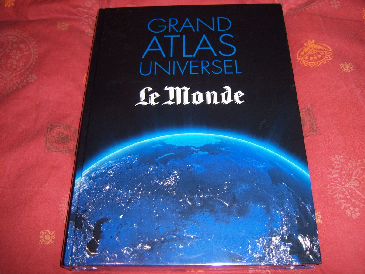 Grand Atlas Universel (Le Monde)