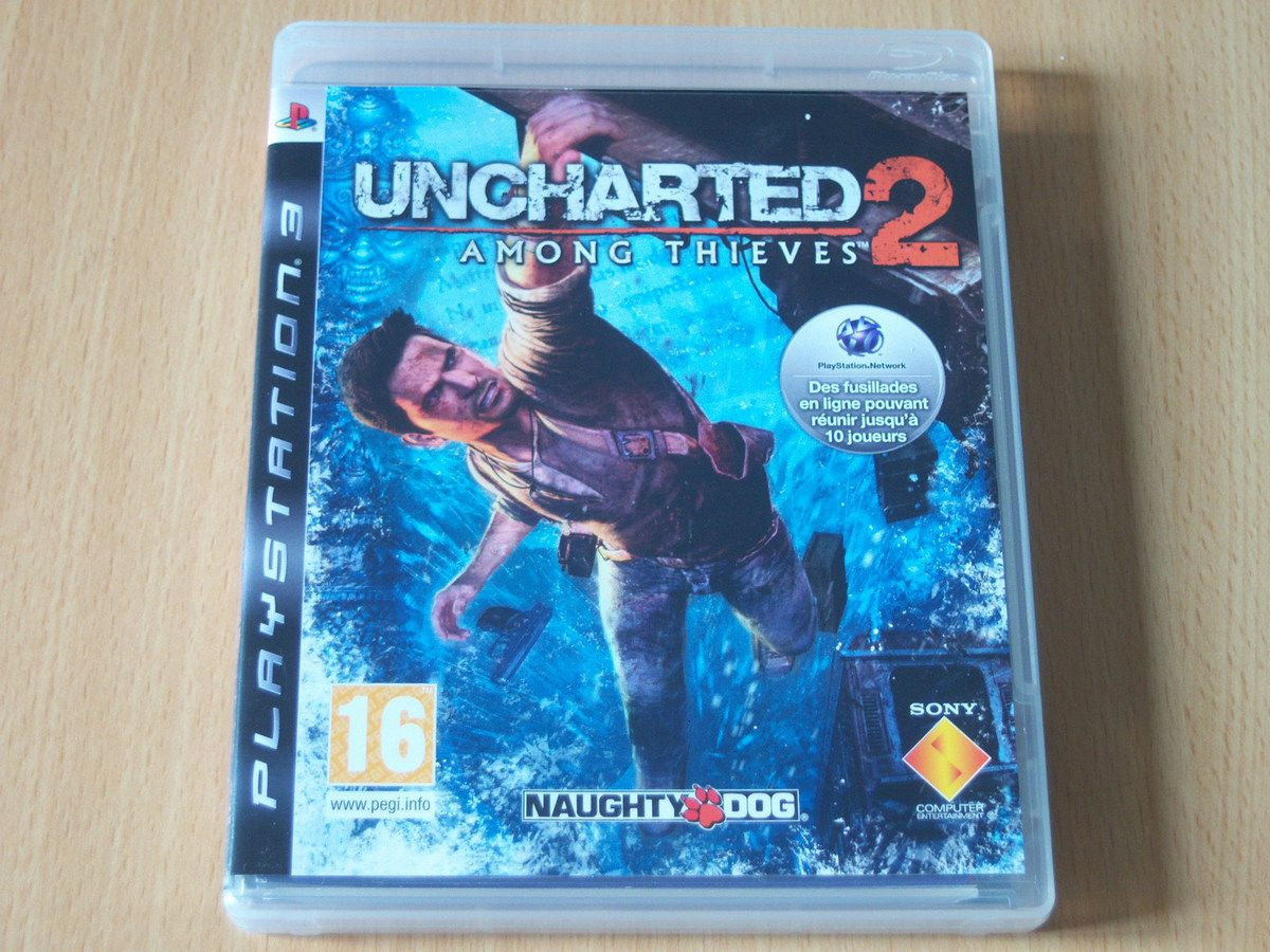 Uncharted 2 sur PS3.