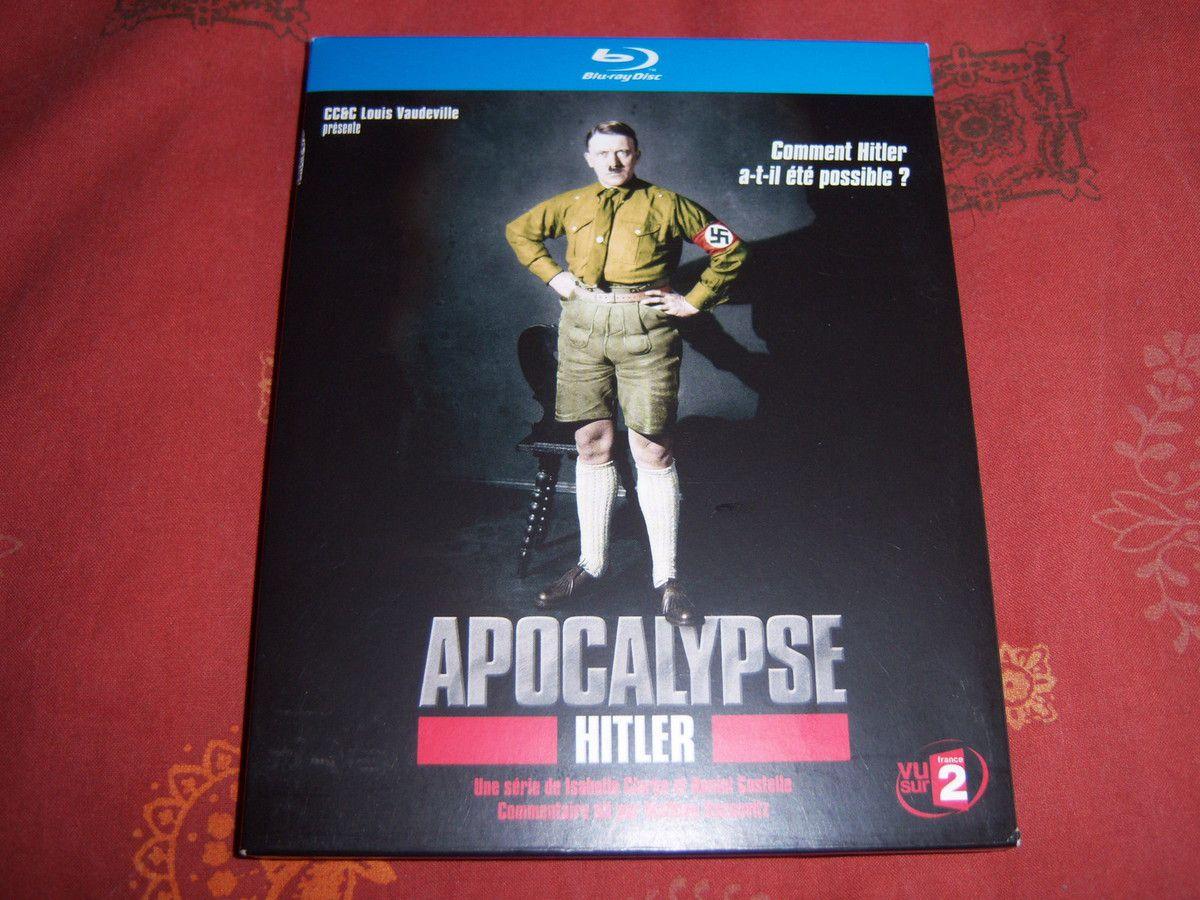 Apocalypse : Hitler en BluRay.