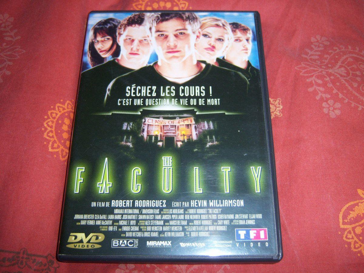 The Faculty en DVD.