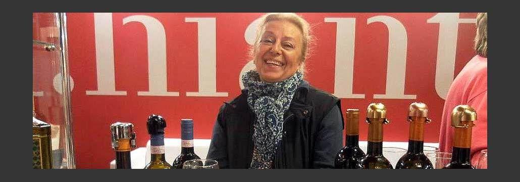 Elisabetta Ferrari - Fattoria Le Sorgenti