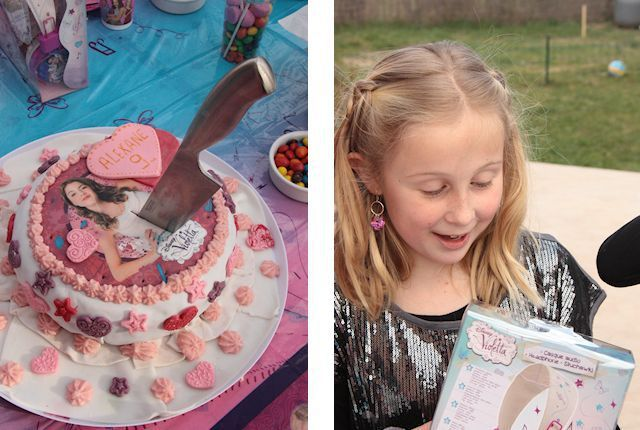 Alexane 9 ans !