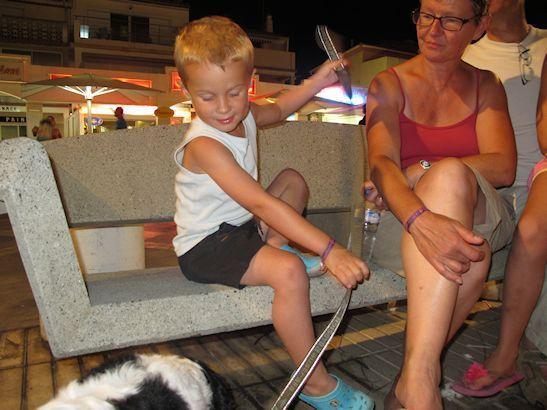 Vacances Papi Lolo et Mamie Doudou