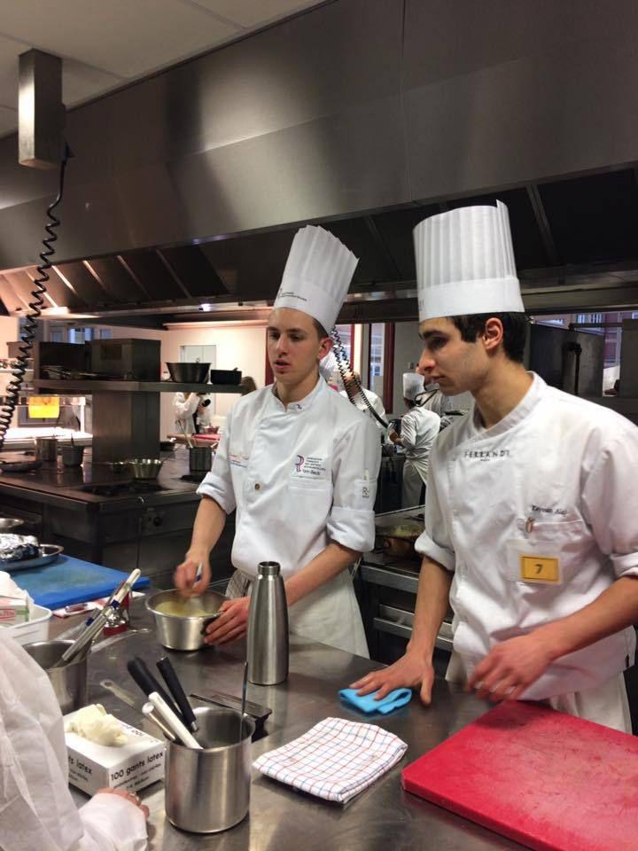 Finale du Concours Jeunes Talents Maîtres Restaurateurs
