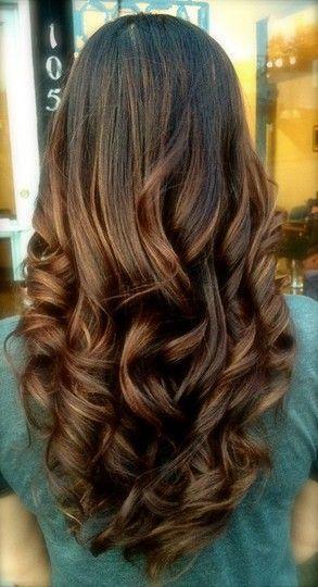 Fer a boucler pour cheveux long