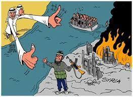 Les pétromonarchies ont-elles oublié les réfugiés syriens ?