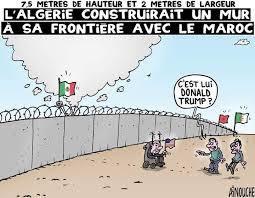 L'Algérie soutiendrait-elle Trump ?
